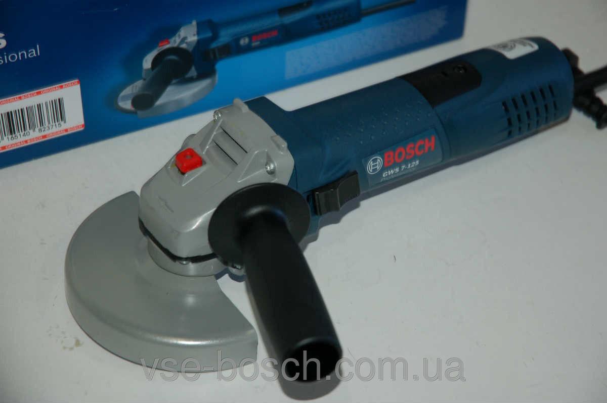 Угловая шлифмашина Bosch GWS 7-125, 0601388108