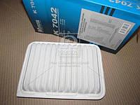 Фильтр воздушный TOYOTA AURIS (Производство M-filter) K7042