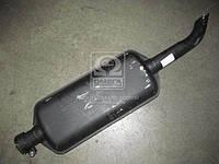 Глушитель МТЗ, ЮМЗ короткий черный (L=930 мм) (TEMPEST) 60-1205015-АК