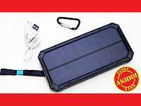 UKC 32800 mAh Солнечное зарядное устройство Power Bank Solar Charger