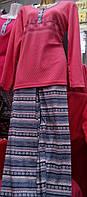Пижама интерлок с длинным рукавом Турция,доставка по Украине