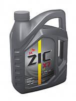 Масло моторное Zic X7 LS 10w40 4л SM/CF A3/B4 C3 VW 502/505