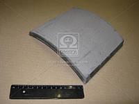 Накладки тормозные асбестовые ЛиАЗ-5256 (про-во Трибо) 5256-3501105-10