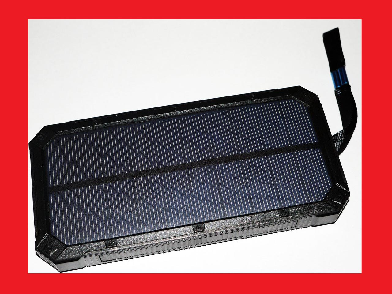UKC 32800 mAh Solar Charger  Power Bank Солнечное зарядное устройство