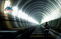 Готардский железнодорожный туннель начал свою работу.