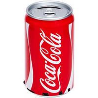 Портативная колонка банка Coca-Cola (FM радио, MP3 плеер), фото 1