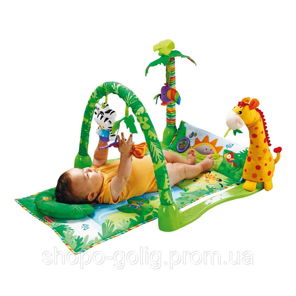"Развивающий коврик ""Тропический лес"""