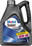 Моторное масло Mobil Super 2000х1 10W40 4L