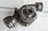 Турбокомпрессор /турбина  Audi А-4(ауди) 1.9 TDI (B6)  717858-5009S