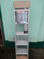 Лестница трансформер 4х5, алюминиевая, фото 2