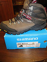 Велообувь Shimano SH-MT91 велоботинки трекинговые ботинки мужские