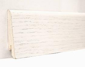 Плінтус дерев'яний (шпон) Kluchuk Neo Plinth Дуб білий 100х19х2200 мм.