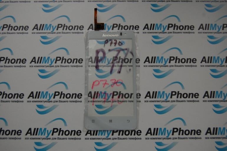 Сенсорный экран Lenovo P770 белого цвета - AllMyParts в Харькове