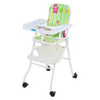 Детский стульчик для кормления M 0398***
