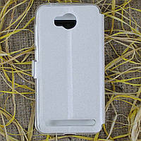 Чехол-книжка для Huawei Y3 II Белый Window
