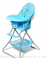 Стульчик для кормления Baby Tilly BT-HC-0004 голубой***