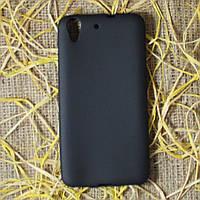 Чехол-крышка для Huawei Y6 II / Honor 5A Черный Silicon