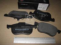 Колодка торм. VOLVO S60, S80 передн. (пр-во Intelli) D267E