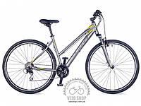 Кросовый женский велосипед Author Vista (2016) L