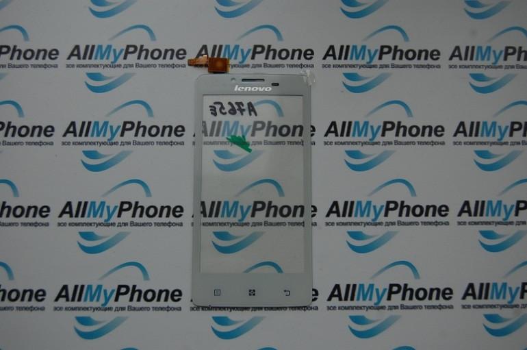 Сенсорный экран для Lenovo A765E white