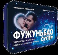 Фужуньбао Супер - препарат для потенции, 8 капсул