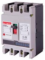 Силовой автоматический выключатель с электронным расцепителем e.industrial.ukm.250Rе.160