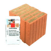 Блок Porotherm-30 Termo Profi