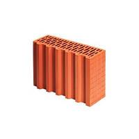 Блок Porotherm-38 1/2 P+W половинка