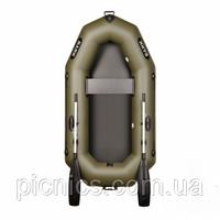 В-220 BARK надувная лодка ПВХ одноместная гребная