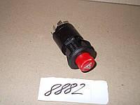 Вимикач аварійної сигналізації 6- контактів