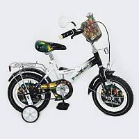 Детский велосипед ПИРАТЫ КАРИБСКОГО МОРЯ  P1236P ***