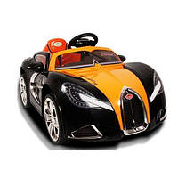 Детский электромобиль Bambi M 2320 R-2 Bugatti чёрный