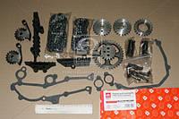 Ремкомплект ГРМ 72/92 двигатель 405,406,409 полный (рычаги,звезд.,цепи,успок.)  406.3906625-О3