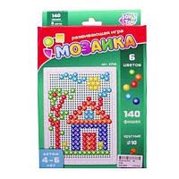 Мозаика детская 2709 Joy Toy, 140 деталей