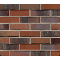 Плитка клинкерная Feldhaus carbona carmesi colori