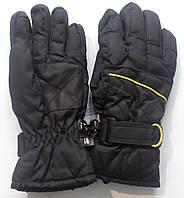 Перчатки спортивные лыжные теплые детские Crivit на флисе размер 4,5