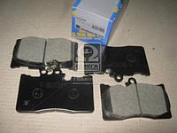 Колодка торм.перед. LEXUS GS 250/350/450H/460 05- (пр-во MK Kashiyama) D2266M