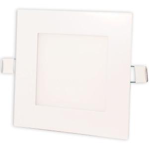 Светильник точечный светодиодный 6Вт врезной Biom квадратный нейтральный белый свет