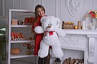 """Мягкая игрушка мишка ТЕМА (90 см), Харьков """"Белый"""""""