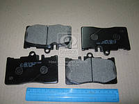 Колодка торм. LEXUS LS 430 (F30) 00-06,RENAULT Clio 06-10,Celsior UCF3 00-06 (пр-во MK Kashiyama) D2212