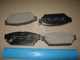 Колодки тормозные МИТСУБИШИ LANCER 92-, CARISMA 95-00.7 REAR (производство  MK Kashiyama)  D6067M