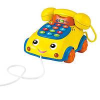 """Каталка детская 0663 NL """"Телефончик"""""""