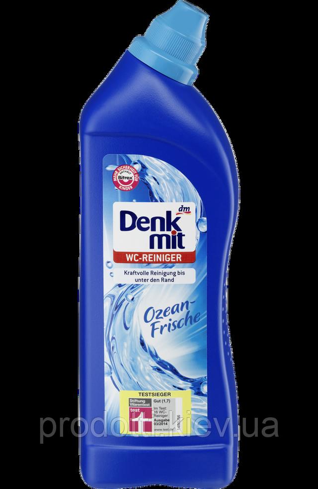 Средство для чистки туалета Denkmit WC Reiniger Ozeanfrische, 1 l
