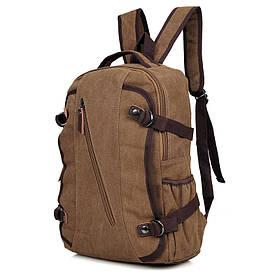 Мужской рюкзак конвас 9037C