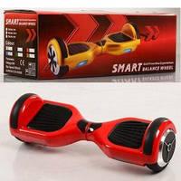 Гироскутер Смартвей SmartWay ES-01-3 красный,колеса 6,5 дюймов