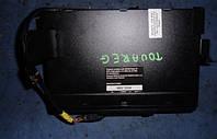 СД Чейнджер на 6 дисков ( CD )VWTouareg2002-20107L6035493A, 1J6035111