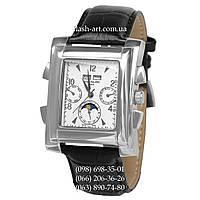 Мужские наручные часы Patek Philippe Gondolo Black/Silver/White