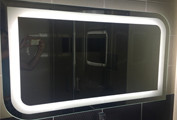 Светодиодные зеркала под заказ