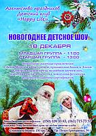 Новогоднее детское шоу