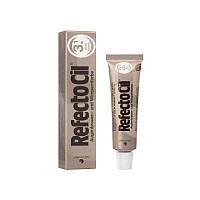 Краска для бровей и ресниц светло-коричневая №3.1 RefectoCil